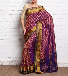 10 Patan Patola Sarees That Redefine Grace   IndianRoots Daily (Blog)