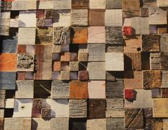 ArtPropelled | Salvaged Wood Wall