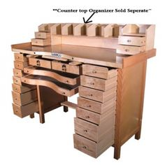 Jeweler's Workbench: 60 Inches (Large)
