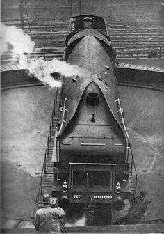 Gresley's LNER 'Hush Hush'