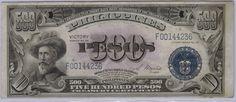 PHILIPPINES 1944 500 Peso