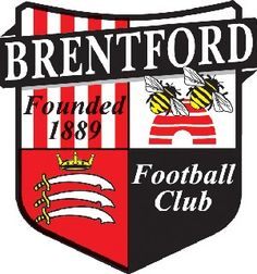 The latest news from Brentford FC. Check fixtures, tickets, league table, club shop & more. Plus, listen to live match commentary. Football Team Logos, Football Stadiums, Football Match, Football Cards, Epl Football, Soccer Teams, Soccer Logo, Brentford Fc, British Football