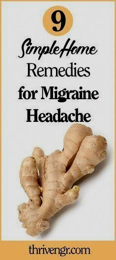 Life can be so stressful at times and mostly commonly, headache is often overlooked or masked with a painkiller. A migraine is most commonly characterized b #quickheadacherelief