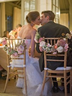 Elisabeth & Kyle, Style Me Pretty Fashion & Beauty Magazine Wedding Bells, Wedding Events, Our Wedding, Wedding Flowers, Dream Wedding, Weddings, Floral Event Design, Beauty Magazine, Arte Floral