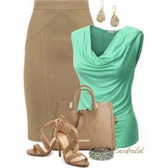Camel & Mint