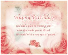birthday prayers and blessings | Happy birthday my dear friend,wishing you a life full of joy and ...