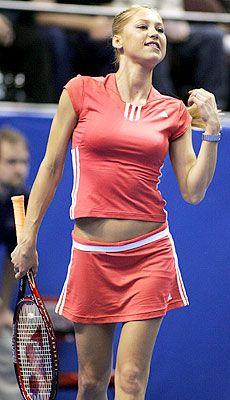 Ana Kournikova a fait aimer le tennis a tout une génération
