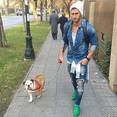 "Fashiorismo | Men's Fashion on Instagram: ""Style @valentinbenet """
