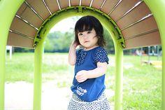 Baby Rheina Strike a Pose (^_^)