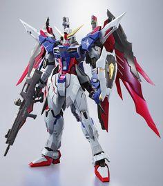 Metal Build Destiny Gundam 1/100 Figure