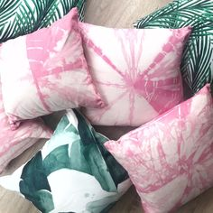 Outdoor Pillow DIY –