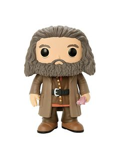 "Funko Pop! Harry Potter Rubeus Hagrid 6"" Vinyl Figure Pre-Order 