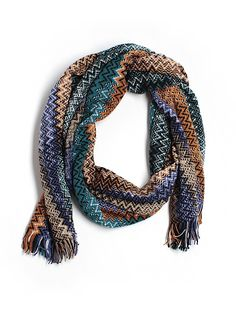 Check it out—Missoni Scarf for $48.99 at thredUP!