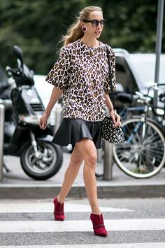THE BEST OF MILAN FASHION WEEK STREET STYLE SPRING 2016 | DAY 5 | The Impression