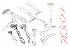 product designers | PDT-Sketch-13: Razor Concepts | Product Design Today
