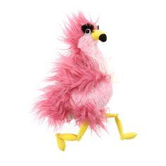 "JELLYCAT ""Fenella Flamingo"" stuffed toy"