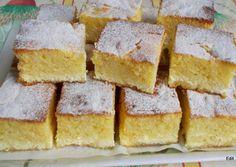 Érdekel a receptje? Kattints a képre! Hungarian Recipes, Nigella, Gourmet Recipes, Cornbread, Vanilla Cake, Deserts, Food And Drink, Baking, Ethnic Recipes