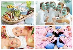 Spa Party! Spa & Wine, Kids Spa Party, Spa Engagement Party, Spa Bridal Party, Spa Events, and more.