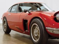 1968 Toyota 2000GTSource…
