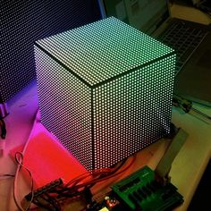 Led light projects, led projects, arduino projects, electronics projects, d Electronics Projects, Diy Electronics, Led Light Projects, Led Projects, Led Diy, Led Cube Arduino, Led Video Wall, Electronic Gifts For Men, Deco Led