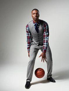 Mr. Style: Damian Lillard