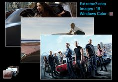 Fast and Furious 6 Wallpapers and Theme for Windows 7 and Windows 8