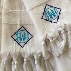 Super Luxe Hand Towel - Number Four Eleven