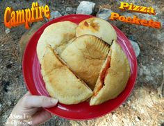 Reese's Campfire Treats including our Stone Mountain Camping Adventure and other Fun Camping Food!- Reese's Campfire Treats including our Stone Mountain Camping Adventure and other Fun Camping Food! – Kitchen Fun With My 3 Sons Campfire Pizza, Campfire Breakfast, Campfire Meals, Stone Mountain Camping, Best Camping Meals, Camping Recipes, Camping Ideas, Camp Meals, Pizza Recipes