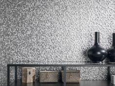 Mosaic Gravity Aluminium 3D Hexagon Metal 30,4x31x0,3cm