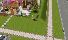 Arnette playing with her dog galaxy