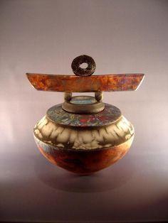 Ceramic Art by Jerry Rhodes