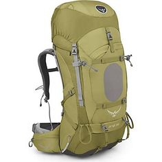 Osprey Ariel 55 backpack. #masseysoutfitters