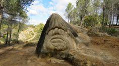 Senderismo: La Ruta de las Caras - Cuenca Plants, Trekking, Paths, Places To Visit, Flora, Plant, Planting
