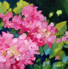 """Daily+Paintworks+-+""""Utopia""""+-+Original+Fine+Art+for+Sale+-+©+Libby+Anderson"""