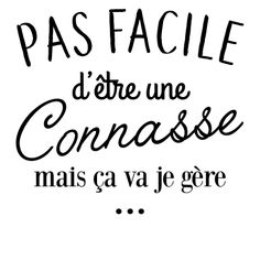Lol, French Quotes, Positive Affirmations, Words Quotes, Sarcasm, Sentences, Slogan, Quotations, Texts