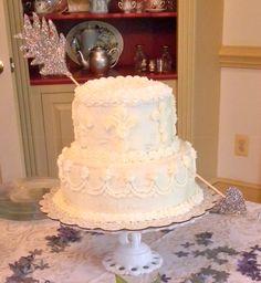 Carolyn's bridal shower