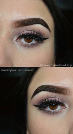 Tutorial de maquillaje sutil en tonos rosa palo. Makeup Geek, Makeup Tips, Beauty Makeup, Hair Beauty, Make Up Tutorials, Kylie Lipstick, Party Makeup Looks, Bayalage, Makeup For Beginners