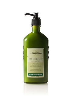 12/30/12 . . . got the best massage from my sweet husband. He used my favorite lotion too - Eucalyptus Spearmint Stress Relief from Bath & Body Works.
