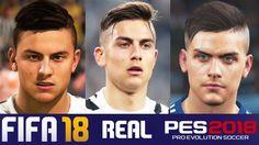 Qual'è il miglior gioco di calcio dell'anno?PES 2018 o FIFA 18?caratteristiche e differenze a confronto:FIFA 18 vs PES 2018