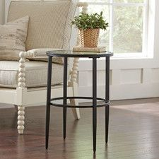Harlan Round Side Table