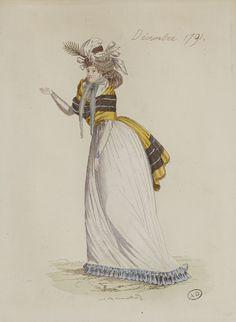 December, 1791.
