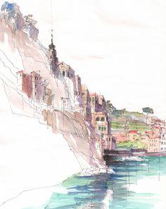 Amalfi vom Yachthafen, I | by JochenSchittkowski