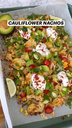 Veggie Recipes, Mexican Food Recipes, Low Carb Recipes, Appetizer Recipes, Whole Food Recipes, Diet Recipes, Vegetarian Recipes, Healthy Recipes, Cooking Light Recipes