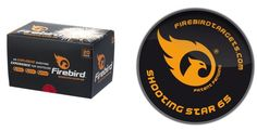 Firebird Shooting Star Reactive Targets On impact the target ignites in order to reflect a direct hit Four models available Airflash For use with air