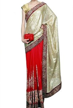 Net glitter pallu sarees with heavy georgette jacquard sarees, heavy multi secquince embroidered lace with piping border with blouse piece at Rs 1455/- For Order whatsapp us at +91-9311187463 or you can also Visit our website : http://www.suit-sarees.com