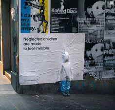 Publicidad exterior con mucho impacto