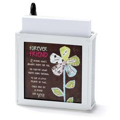 Note pad - A Friend Loves At All Times