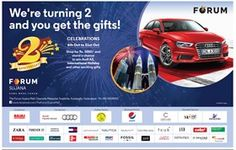 Shop For Rs.5000 & Stand A Chance To Win Audi A3, International Holiday & Other Exciting Gifts
