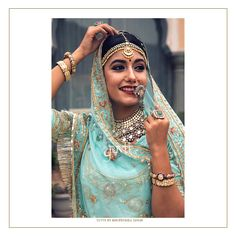 House of Rajasthani Poshak - Yuvti By Bhupendra Singh Disney Wedding Dresses, Indian Wedding Outfits, Bridal Outfits, Indian Outfits, Rajasthani Bride, Rajasthani Dress, Dress Indian Style, Indian Dresses, Rajput Jewellery