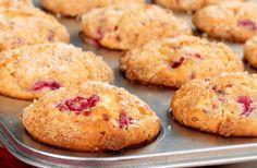A legfinomabb málnás muffin receptje: csak 20 perc, és kész | femina.hu